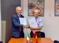 Việt Nam – Italy: Hợp tác trong khai thác và chế biến đá