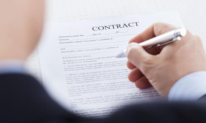 Có được bù trừ giá trị công việc trong hợp đồng trọn gói?