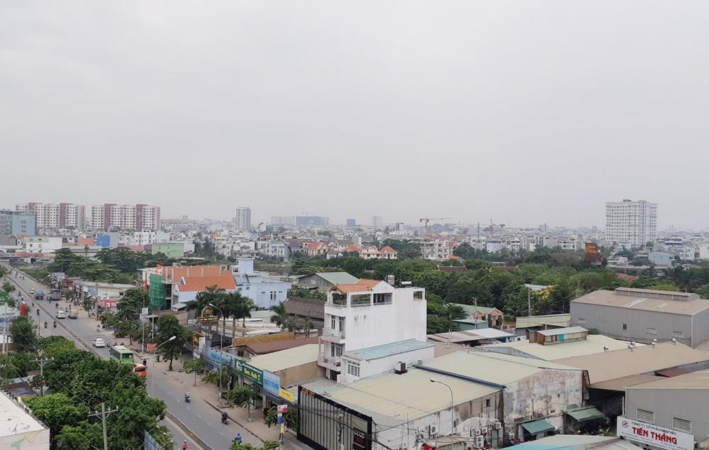 Thành phố Hồ Chí Minh cấp lại giấy phép cho công trình vi phạm trật tự xây dựng