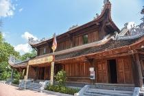 Ngôi chùa nghìn năm tuổi - Trường Đại học phật giáo đầu tiên ở nước ta