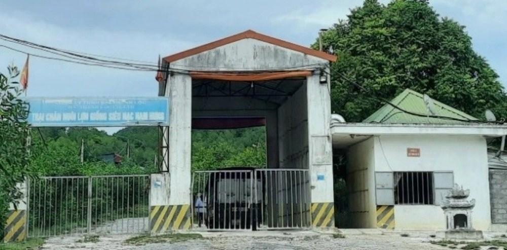 Nghệ An: Xử phạt Công ty TNHH Đại Thành Lộc 320 triệu đồng vì gây ô nhiễm môi trường