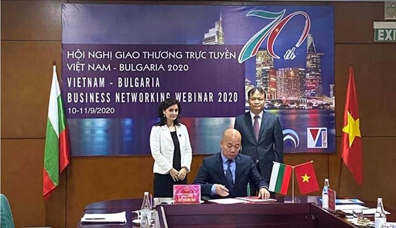 Việt Nam - Bulgaria tìm kiếm cơ hội hợp tác mới từ EVFTA