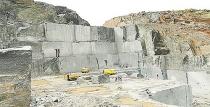 Yêu cầu thăm dò khoáng sản đá khối làm ốp lát, mỹ nghệ
