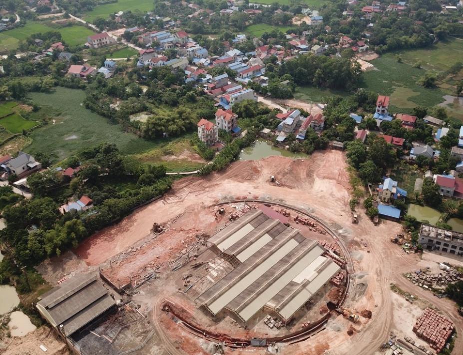 Thái Nguyên: Người dân phản ứng xây dựng nhà máy gạch tại xã Đông Cao