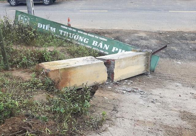 Tăng cường quản lý an toàn kết cấu công trình sau sự cố sập đổ cổng trường học tại Lào Cai
