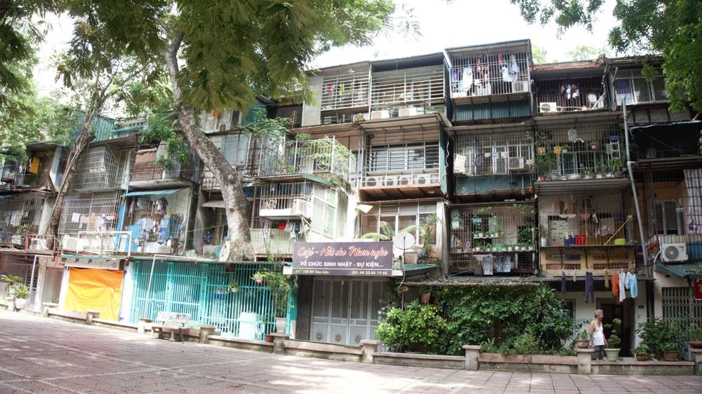 Hà Nội: Đổi mới để hoàn thành cải tạo chung cư cũ