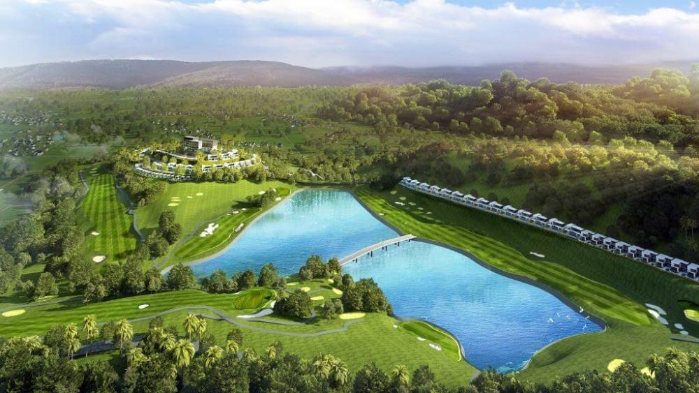 Bắc Giang: Phê duyệt quy hoạch chi tiết xây dựng Sân golf và Nghỉ dưỡng rộng 148ha