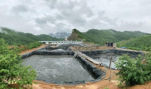 Bắc Kạn: Xử phạt Công ty Cổ phần sản xuất vật liệu xây dựng Bắc Kạn 140 triệu đồng vì gây ô nhiễm môi trường