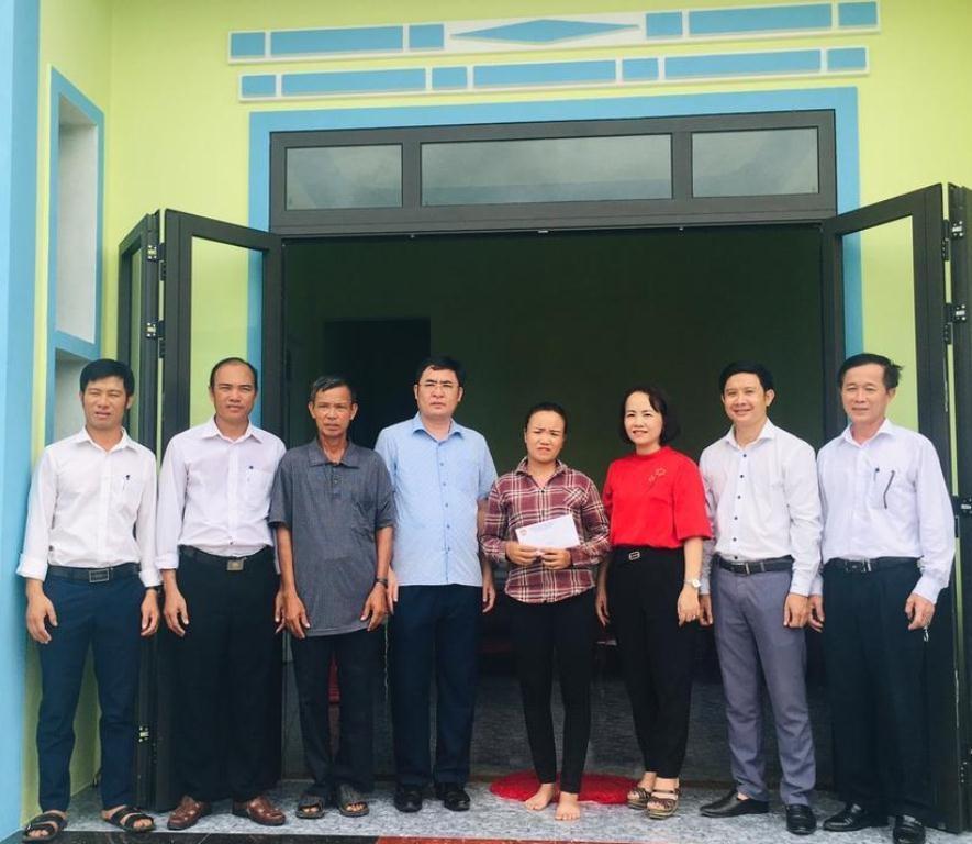 Hà Tĩnh: Xây dựng 1.200 nhà ở cho người nghèo trị giá hơn 61 tỷ đồng