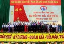 khai mac dai hoi dai bieu dang bo tinh vinh long nhiem ky 2020 2025