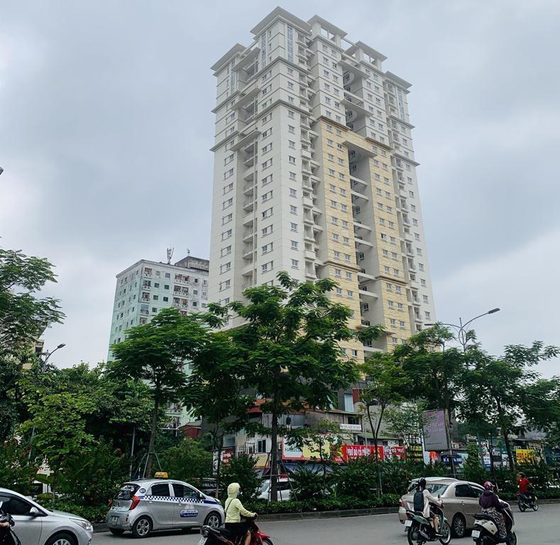 Hà Nội: Có chủ mới, liệu Tòa nhà tái định cư 4A Tạ Quang Bửu có được đưa vào sử dụng?