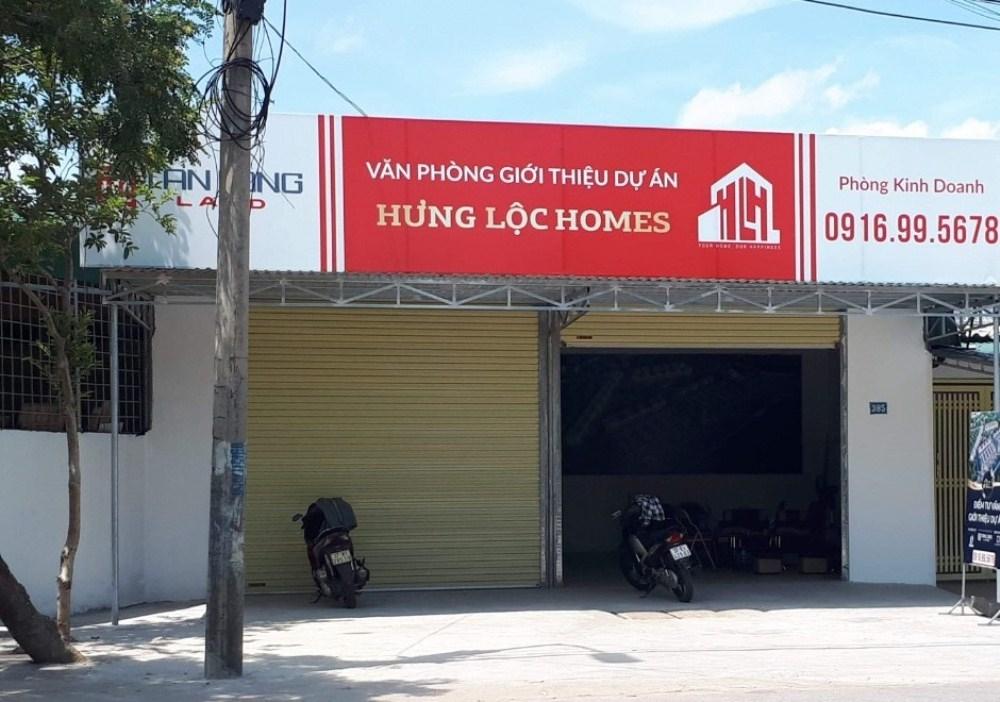 """Thành phố Vinh: Dự án Hưng Lộc Homes huy động vốn trá hình bằng hình thức """"giữ chỗ thiện chí"""""""