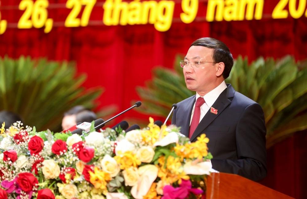 Đồng chí Nguyễn Xuân Ký tái đắc cử Bí thư Tỉnh ủy Quảng Ninh nhiệm kỳ 2020 - 2025