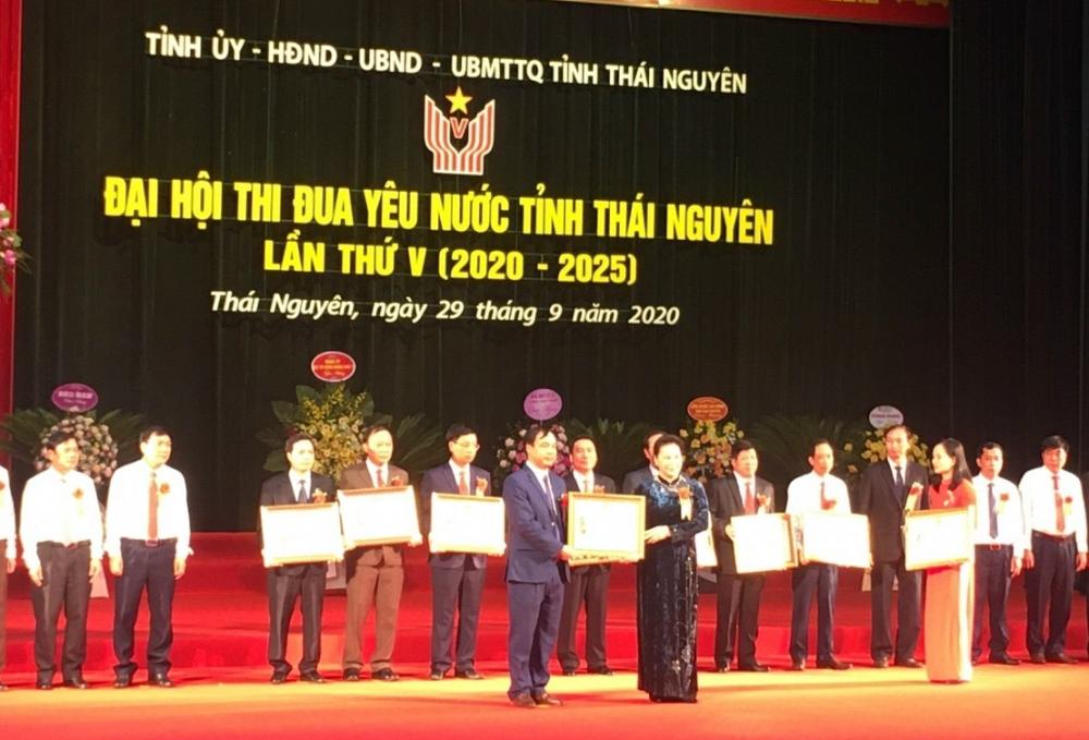 Thái Nguyên: Tổ chức Đại hội thi đua yêu nước lần thứ V