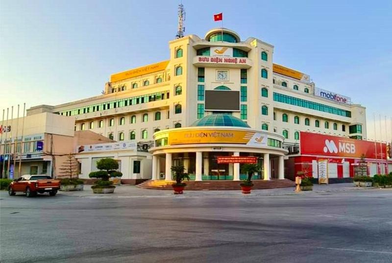 Nghệ An: Người dân thành phố Vinh không được ra khỏi nhà đến 0h ngày 6/9