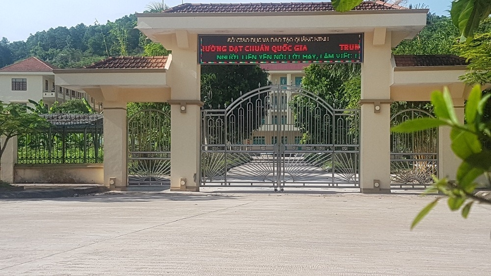 Tiên Yên (Quảng Ninh): Trường Trung học phổ thông Nguyễn Trãi chật vật chiêu sinh