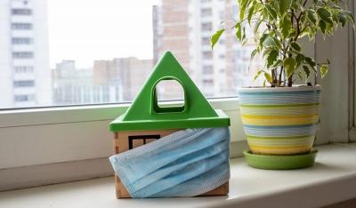 Những xu hướng thiết kế nhà ở thời 'không phải ra ngoài'