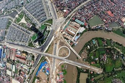 Hải Phòng thống nhất xây dựng công viên cây xanh nút giao Nam cầu Bính