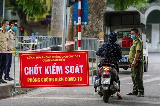 Hà Nội: Xử phạt hơn 700 trường hợp vi phạm phòng chống dịch Covid-19 trong ngày 5/9