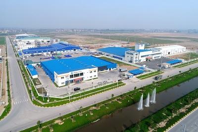 Xây dựng quy hoạch khu công nghiệp đồng bộ với phát triển đô thị, dịch vụ