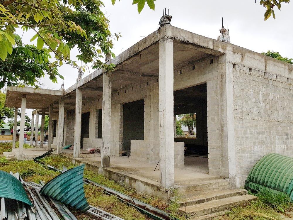 """Thừa Thiên – Huế: Công ty Cổ phần BMS GROUP GLOBAL hứa tài trợ, xong """"mất tích"""" khiến trường học xây dựng dang dở"""