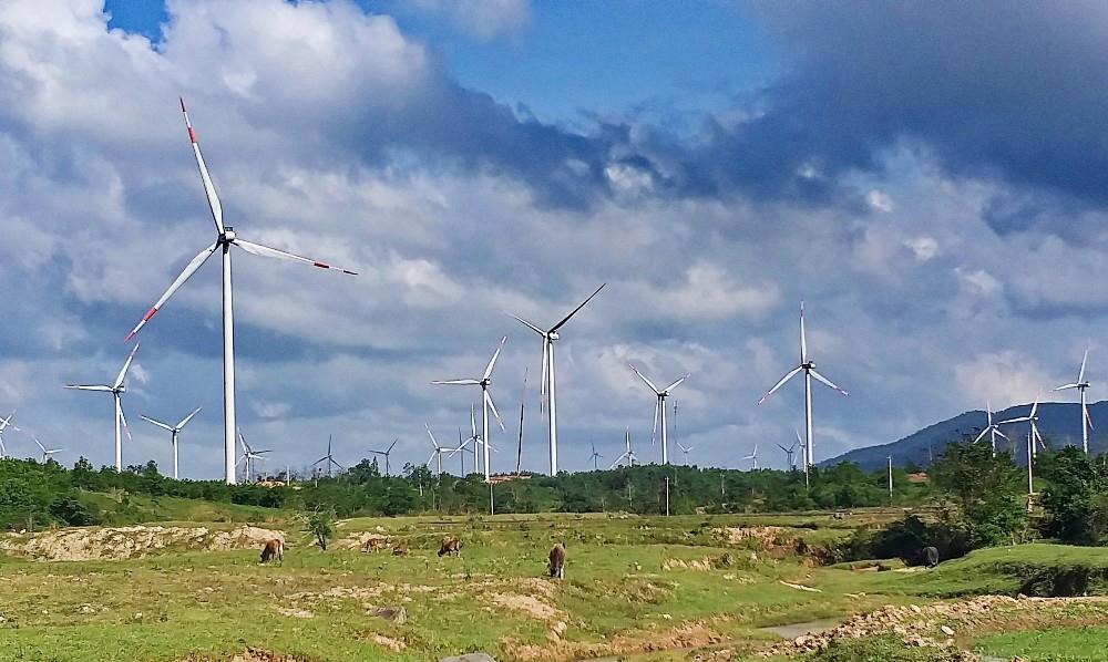 Quảng Trị: Thêm 13 dự án điện gió bán điện thương phẩm