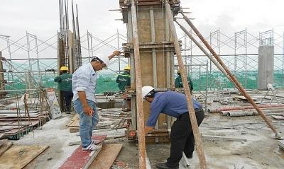 Hướng dẫn tính định mức công tác đổ bê tông công trình