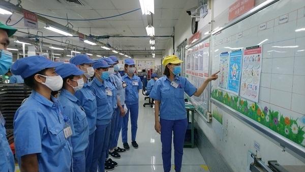 """Hà Nội đảm bảo """"vừa chống dịch tốt, vừa sản xuất kinh doanh an toàn"""""""