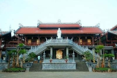 Độc đáo kiến trúc ngôi chùa được phong Sắc tứ cuối cùng