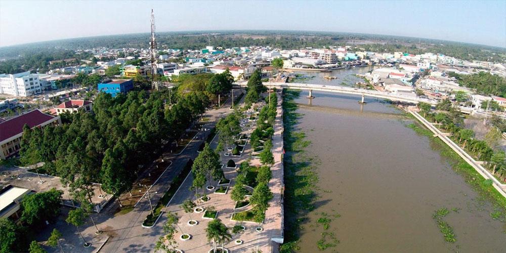 Hậu Giang: Công ty Cổ phần Bất động sản Hano – Vid đầu tư xây dựng Khu đô thị mới thị xã Long Mỹ 2