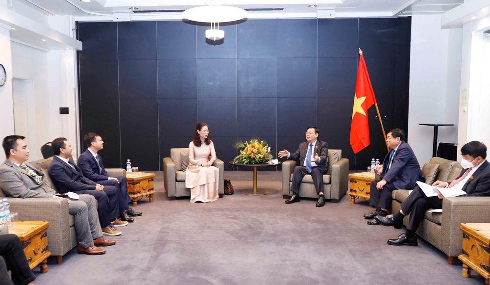 Start-up Phần Lan gốc Việt muốn đầu tư tại Việt Nam