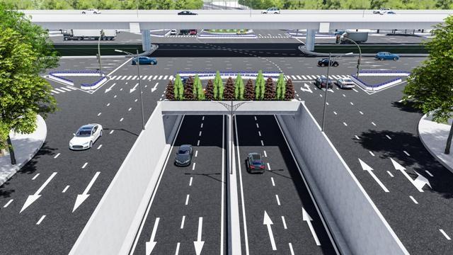 Thái Nguyên: Hơn 210 tỷ đồng xây dựng nút giao khác cốt đường Thống Nhất và đường Việt Bắc