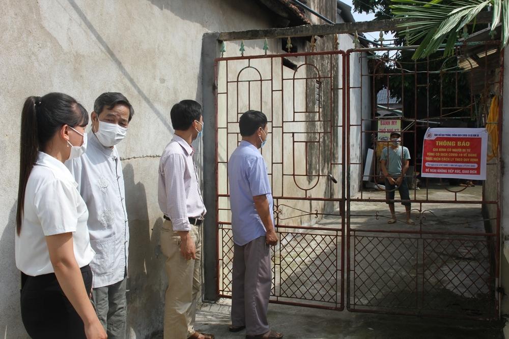 Vĩnh Phúc: Phát huy vai trò của tổ Covid cộng đồng trong phòng, chống dịch tại cơ sở