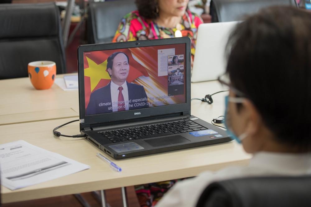 Chính thức khai mạc Tuần lễ ngành Nước Việt Nam - Úc 2021