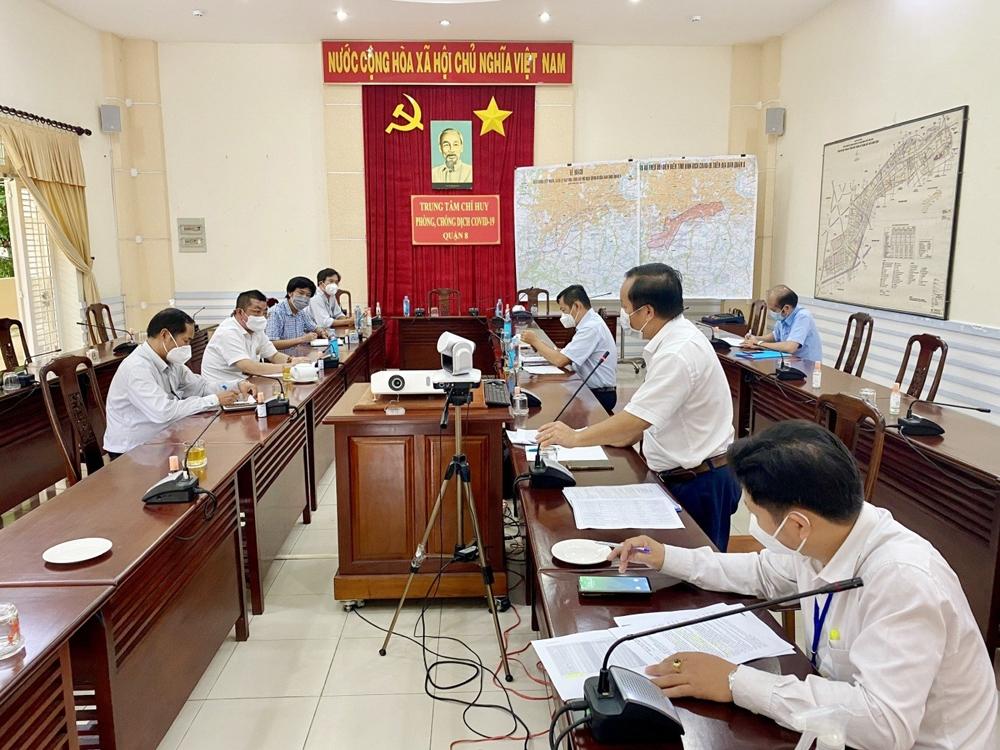 Quận 6 và quận 8 Thành phố Hồ Chí Minh làm tốt công tác an sinh xã hội