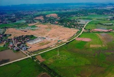 Bắc Giang: Phê duyệt quy hoạch Trung tâm thương mại tổng hợp và các công trình dịch vụ phụ trợ gần 36,8ha