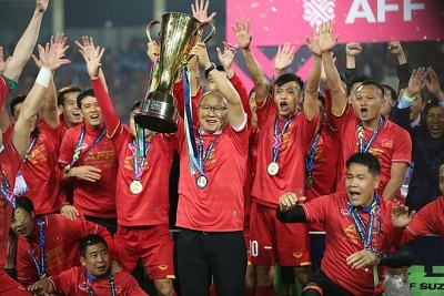 Bốc thăm AFF Cup 2020: Đội tuyển Việt Nam không gặp Thái Lan