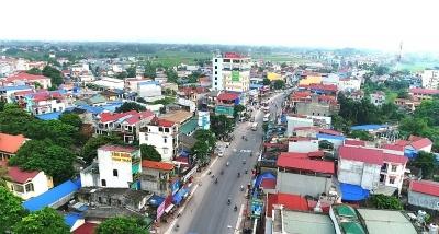 Thị xã Phổ Yên (Thái Nguyên): Hội tụ đủ các tiêu chuẩn của một thành phố trực thuộc tỉnh
