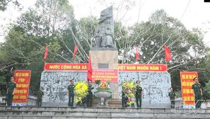 """Kỷ niệm 80 năm ngày thành lập chiến khu du kích Ngọc Trạo: """"Ngọn lửa hang Treo"""" – Vang mãi bản hùng ca cách mạng"""