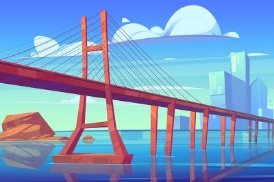 Những cây cầu nghìn tỷ đồng bắc qua sông Hồng ở Hà Nội