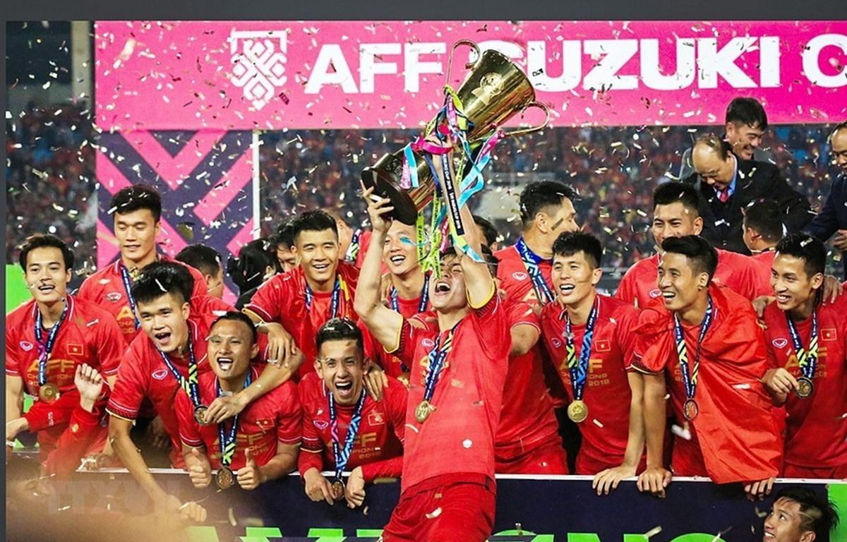 Bốc thăm AFF Cup: Việt Nam nằm chung bảng với Malaysia và Indonesia