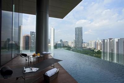 Trong dịch, giới siêu giàu ở Singapore vẫn đổ xô mua nhà cao cấp