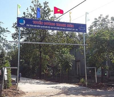 Bình Phước: Thị xã Bình Long hoàn thành nhiệm vụ xây dựng nông thôn mới