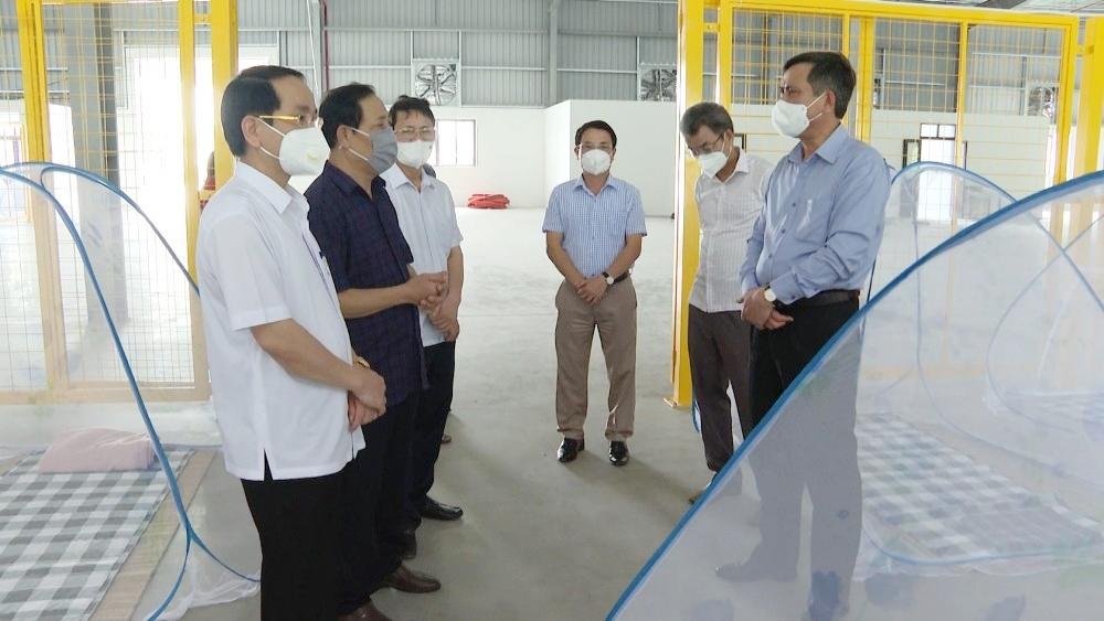 Quảng Bình: Kiểm soát chặt nguồn lây để phục hồi kinh tế
