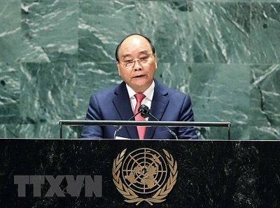 Chủ tịch nước: VN chung nhịp đập sẻ chia, hợp tác, cùng thắng đại dịch