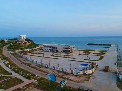 Quảng Ngãi: Lên phương án xây dựng đê chắn sóng 250 tỷ tại cảng Bến Đình