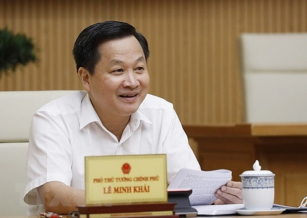 pho thu tuong le minh khai lam truong ban chi dao dieu hanh gia