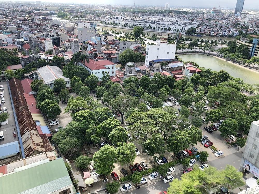 Hải Phòng: Sẽ đầu tư xây dựng công trình vườn hoa cây xanh tại khu tập thể Quán Toan