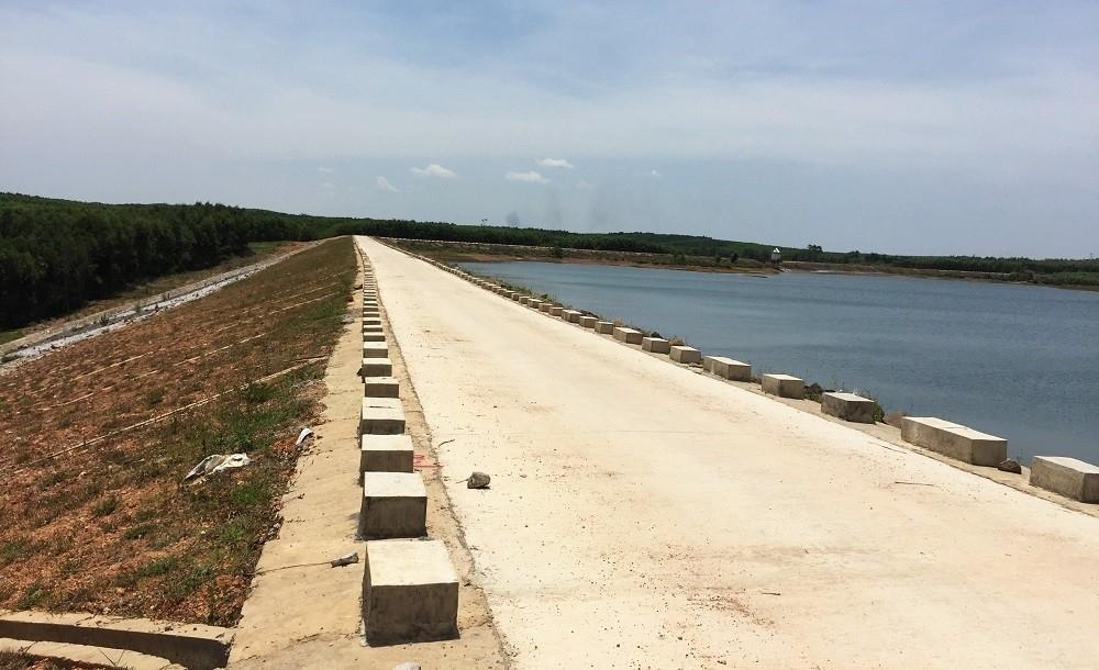 Quảng Bình: Đảm bảo an toàn cho công trình thủy lợi trong mùa mưa bão