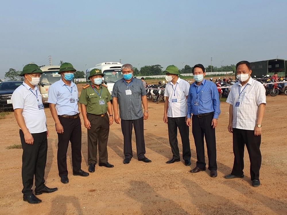 Vĩnh Phúc: Cưỡng chế thu hồi đất 10 hộ dân để triển khai dự án Khu đô thị Nam Vĩnh Yên